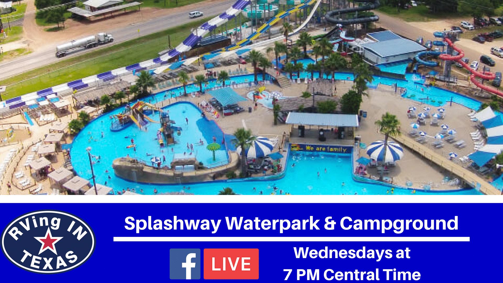 Splashway coupons
