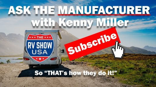 The RV Show USA for July 18, 2020