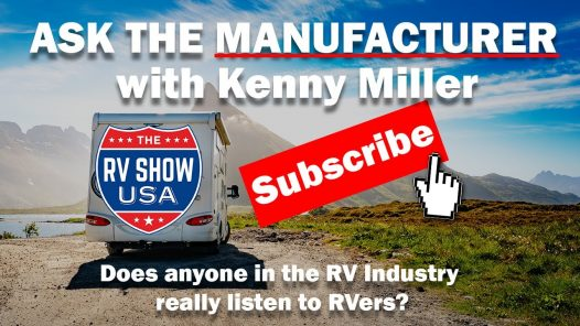 The RV Show USA for July 25, 2020