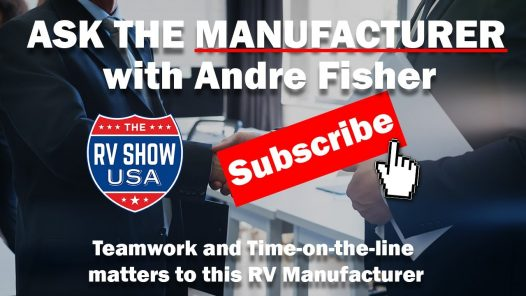 The RV Show USA for August 1, 2020
