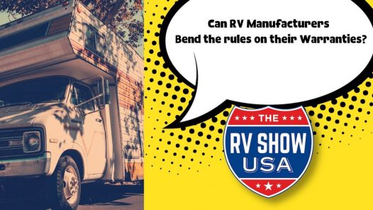 The RV Show USA for September 13, 2020