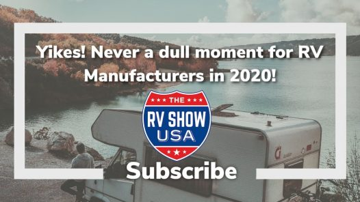The RV Show USA for September 19, 2020