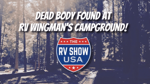 The RV Show USA for October 2, 2020