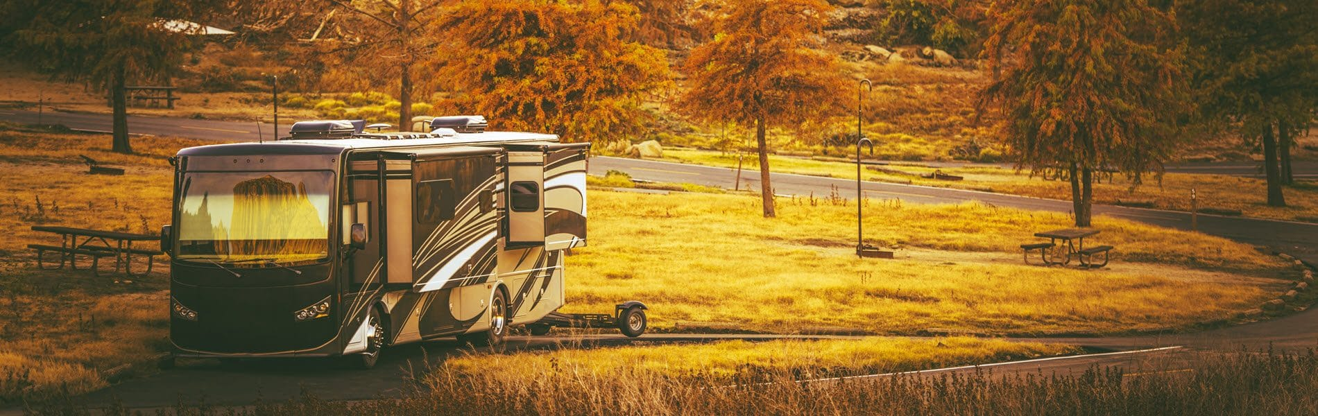 The RV Show USA Fall Camping