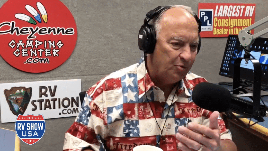 The RV Show USA for October 7, 2020