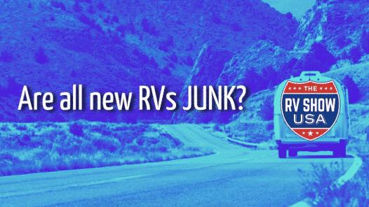 The RV Show USA for November 8, 2020