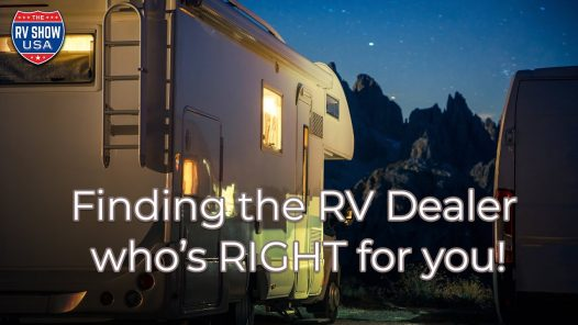 The RV Show USA For 2 13 2021