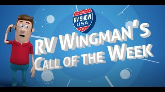 To some, he's a Consumer Advocate. To others he's a Hater. One thing is for sure. He speaks his mind. And to those who think he's all-about promotion and generating cash, here's a free plug for some folks he's never even heard of. The RV Wingman is one of the nation's most recognized and vocal advocates for educating RVers and helping maximize the RV ownership experience by addressing issues and concerns of RVers with the realities of the RV Industry. According to the Wingman, education and knowledge is the key to becoming (and staying) a Happy Camper. If you'd like a one-on-one telephone call (off-the-air) with the Wingman to discuss your questions or possibly get his perspective on your situation, click here and set an appointment: https://calendly.com/rvwingman/15min